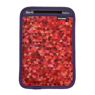Luva iPad Mini Triângulos sangrentos
