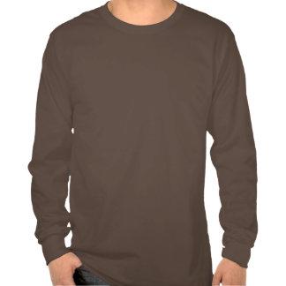 Luva longa adulta T Camiseta