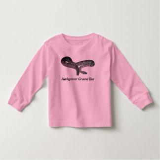 Luva longa da criança de Madagascar Camiseta Infantil