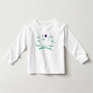 Luva longa de Spikez Kidz Camisetas