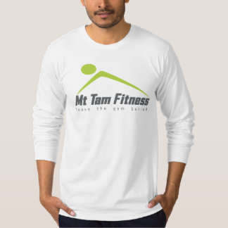 Luva longa T da malhação do Mt Tam Camiseta