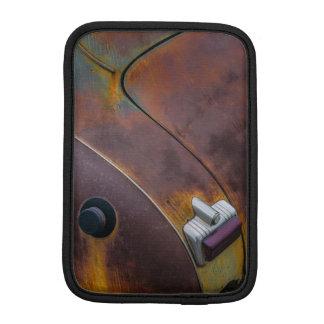 Luva Para iPad Mini A beleza da textura de um carro vintage