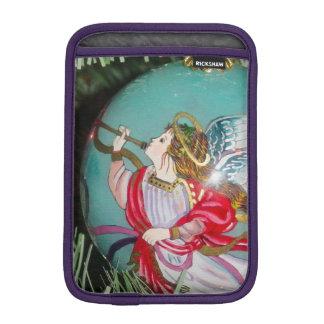 Luva Para iPad Mini Anjo do Natal - arte do Natal - decorações do anjo