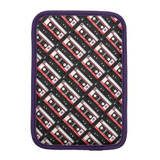 Luva Para iPad Mini Cassete de banda magnética da velha escola