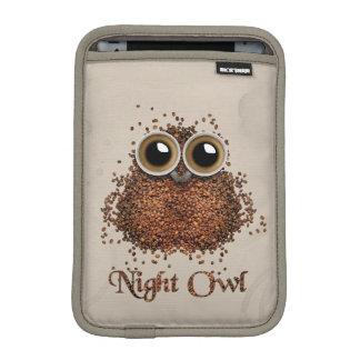 Luva Para iPad Mini Coruja de noite