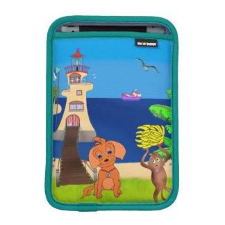 Luva Para iPad Mini Farol feliz pelos Feliz Juul Empresa