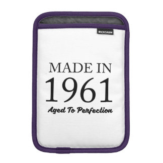 Luva Para iPad Mini Feito em 1961