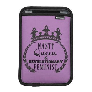 Luva Para iPad Mini Feminista da rainha