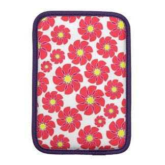 Luva Para iPad Mini Flores estilizados