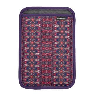 Luva Para iPad Mini Teste padrão floral étnico abstrato colorido da
