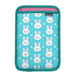 Luva Para iPad Mini Teste padrão simples dos coelhinhos da Páscoa