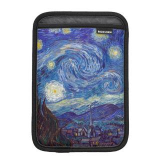 Luva Para iPad Mini VINCENT VAN GOGH - noite estrelado 1889
