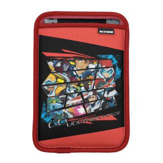Luva Para iPad Mini Voltron | vai força de Voltron