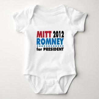 Luva Romney 2012 para President.png Camisetas