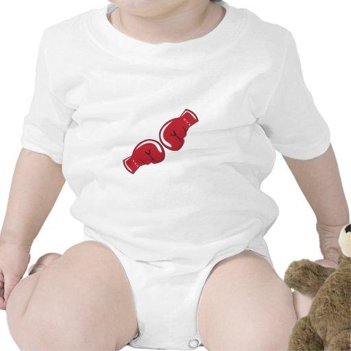 Luvas de encaixotamento macacãozinho para bebê