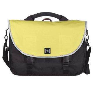 """Luz - amarelo"" Bolsa Para Notebook"