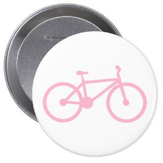 Luz - bicicleta cor-de-rosa pins