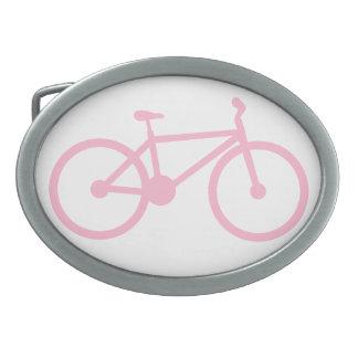 Luz - bicicleta cor-de-rosa