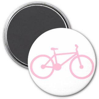 Luz - bicicleta cor-de-rosa ima