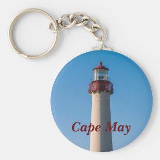 Luz de Cape May Chaveiro