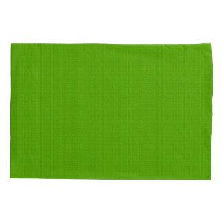 Luz - fronha de almofada decorativas verdes do
