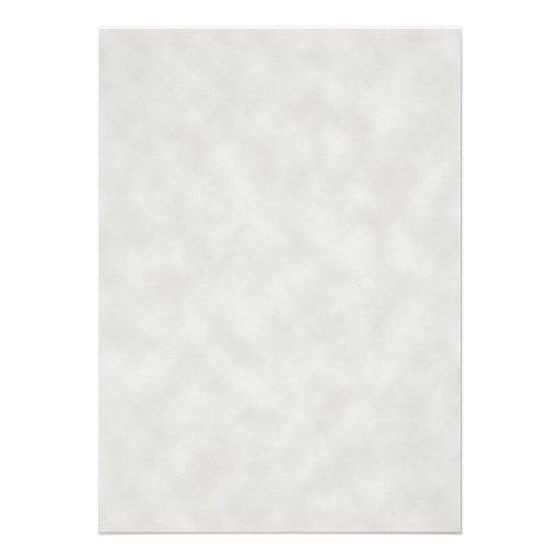 Luz - fundo cinzento da textura do pergaminho convite personalizado