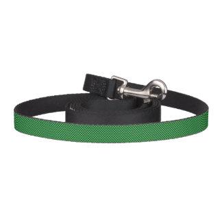 Luz - fundo verde escuro do teste padrão verde do coleira para cão