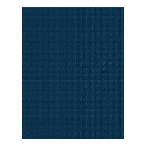 Luz minúscula atrativa - estrelas azuis no sur azu panfleto personalizado