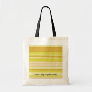 luz - tiras de cor amarelas bolsas