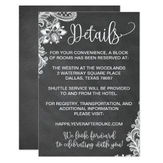 Luzes do giz e convite de suspensão do casamento