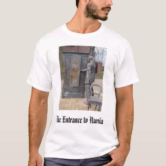 LWW, a entrada a Narnia Camiseta