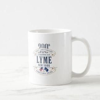 Lyme, caneca do aniversário de New York 200th