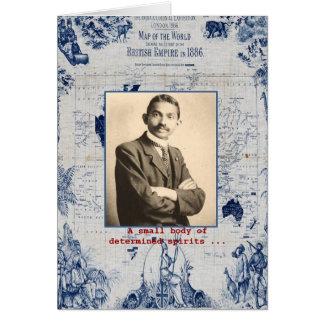 M. Gandhi Cartão