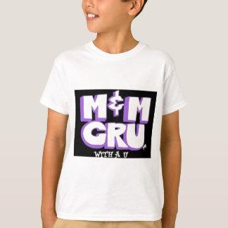 M&M Cru Camiseta