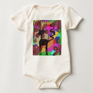 Macacão Baby Cat Body Para Bebê
