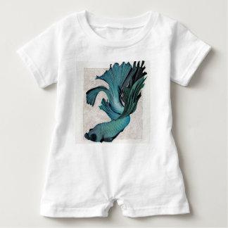 Macacão Para Bebê Adorável, equipamento neutro do betta do género!