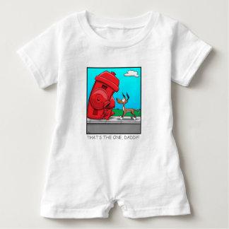Macacão Para Bebê Aquele é esse, pai!