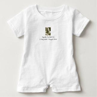 Macacão Para Bebê Bairros de Agustin Pio