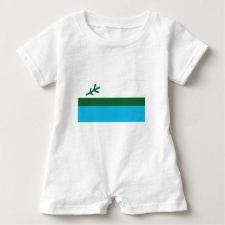 Macacão Para Bebê Bandeira de Labrador