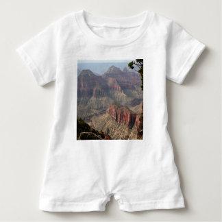 Macacão Para Bebê Borda norte do Grand Canyon, arizona, EUA 6