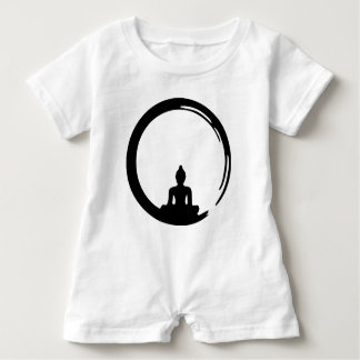 Macacão Para Bebê Buda silent