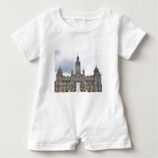 Macacão Para Bebê Câmara municipal de Glasgow