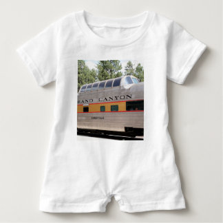 Macacão Para Bebê Carruagem Railway do Grand Canyon, arizona