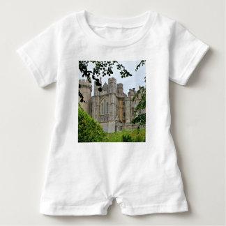 Macacão Para Bebê Castelo de Arundel, Sussex ocidental, Inglaterra