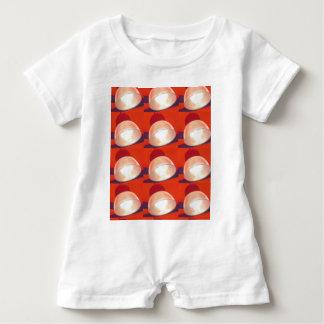 Macacão Para Bebê Celebrações das decorações da faísca das ampolas