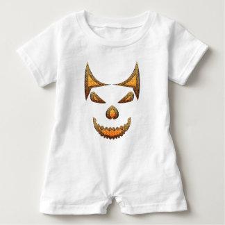 Macacão Para Bebê Crânio