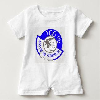 Macacão Para Bebê Feito na piscina 100%