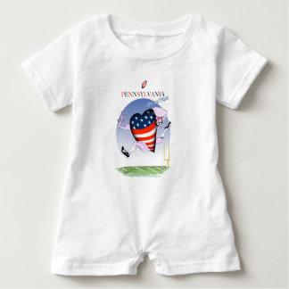 Macacão Para Bebê fernandes tony altos e orgulhosos de Pensilvânia,