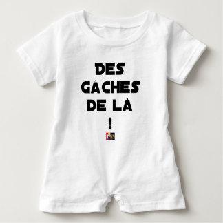 Macacão Para Bebê Grampeamentos lá! - Jogos de Palavras - François