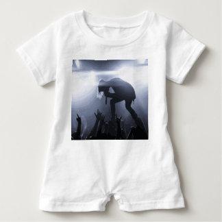 Macacão Para Bebê Grite-o para fora!
